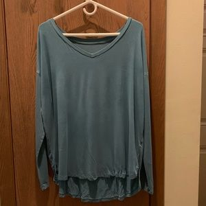 Mossimo loose long sleeve top